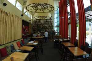 Samovar II: The Oasis in Yerba Buena Gardens