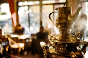 The Secret of the Samovar