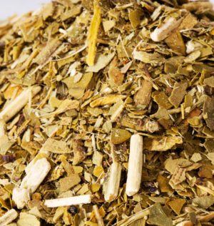 Organic Yerba Mate - Ingredient Macro