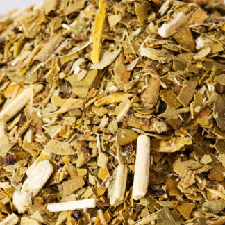 Organic Yerba Mate - Ingredient Macro