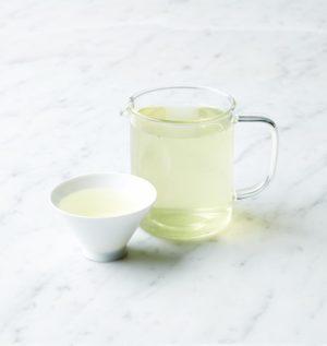 Organic Gyokuro Shade Grown Japanese Green Tea - Infusion
