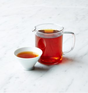 Organic English Breakfast Black Tea - Infusion