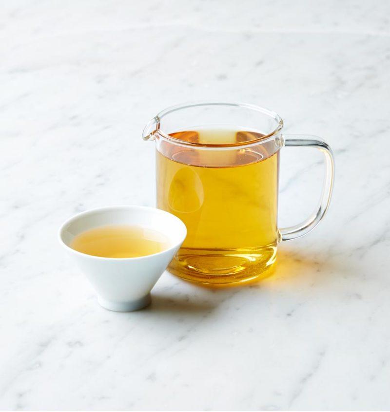 Organic California Persian Black tea and Rose - Infusion