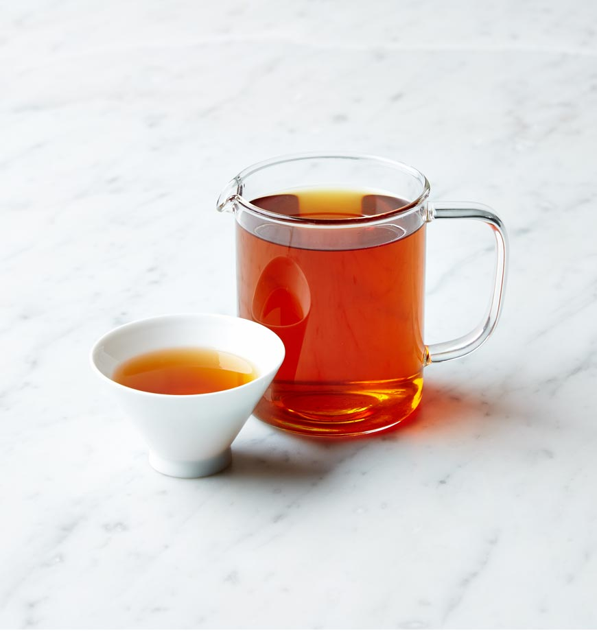 Organic Earl Grey Black Tea - Infusion