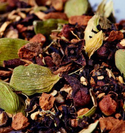 Samovar Masala Chai Ingredients