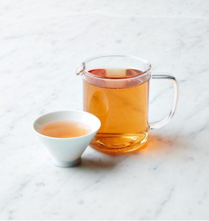 Organic Tart Peach Black Tea - Infusion