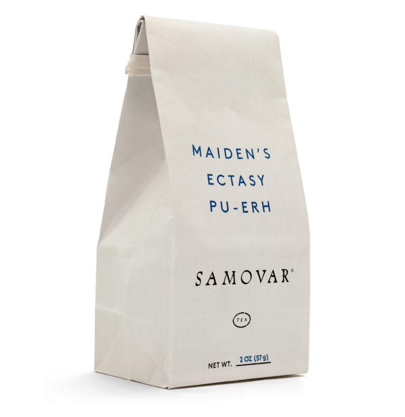 Maiden's Ectasy - White Bag - Front - 0501MAECBG