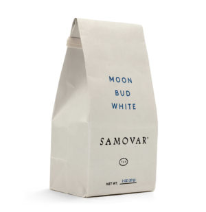 Moon Bud White - White Bag - Front - 0101MOWHBG