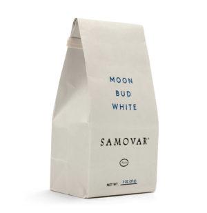 Moon Bud White - White Bag - Front - 0101MOWHBG
