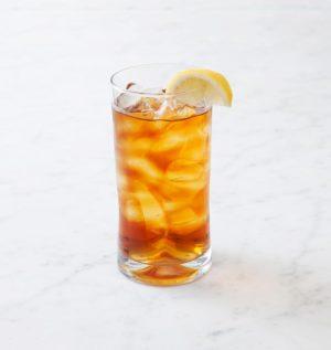 Organic Black Iced Tea - Infusion
