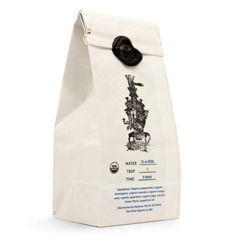 Spearmint Sage - White Bag - Back - 0602SPSABG