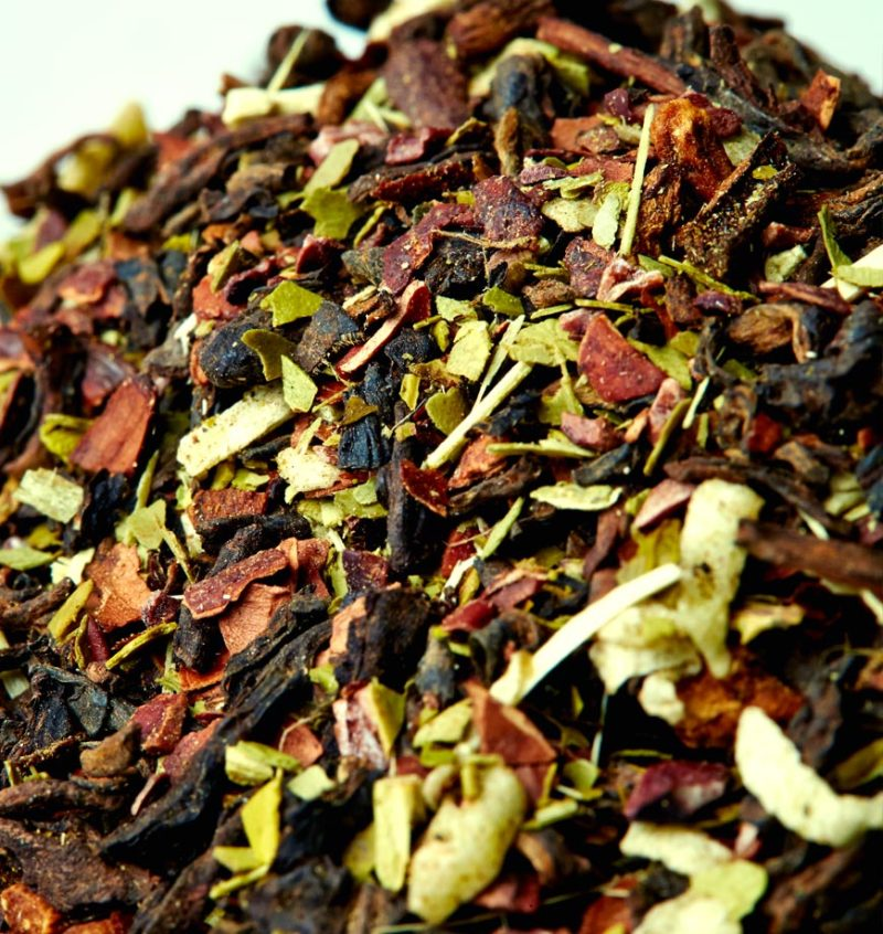 Velvet Cacao Pu-Erh Tea