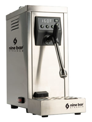 Nine Bar Steamer